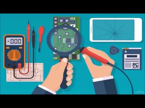 microsoldering training online iphone logic board repair the rh youtube com