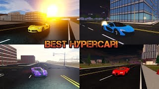Best hypercar for under $2,000,000! | ROBLOX Vehicle Simulator