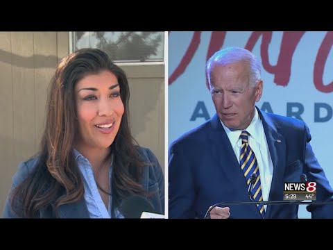 Arlette Saenz reports on Joe Biden responding to Lucy Flores's claim of acting inappropriately towards her