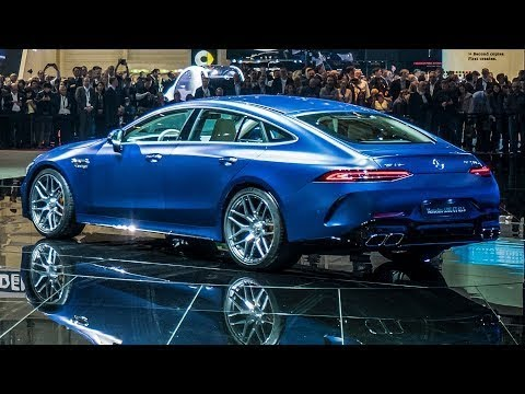 2019 Mercedes-AMG GT Coupe - Fastest Family Sport Car!!