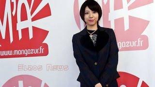 Interview de la chanteuse japonaise WAKESHIMA Kanon, réalisée par l...