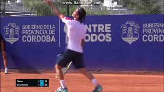 Cordoba Open | Munar vs Cecchinato  - Highlights