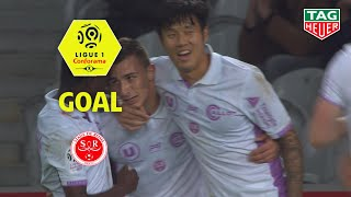 Goal Rémi OUDIN (64') / LOSC - Stade de Reims (1-1) (LOSC-REIMS) / 2018-19