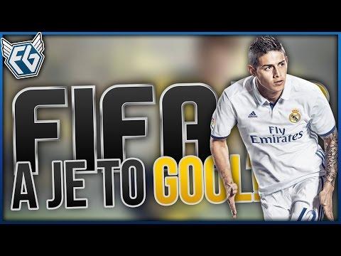 Český GamePlay | FIFA 17 - Journey | Alex Hunter A Jeho Zlý Otec | 1080p 60FPS