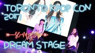"SE Major | 2017 TKC Dream Stage 2NE1&WINNER ""Lonely x Empty Mashup"""