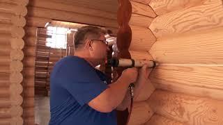 Акриловый герметик для дерева Реммерс Remmers Acryl 100 шовный герметик Акрил 100 online video cutte