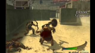 Shadow of Rome PS2 gameplay (capcom) Part 1