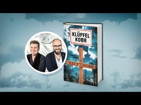 """10 Jahre """"Kluftinger"""" – Buchpremiere mit Klüpfel & Kobr"""