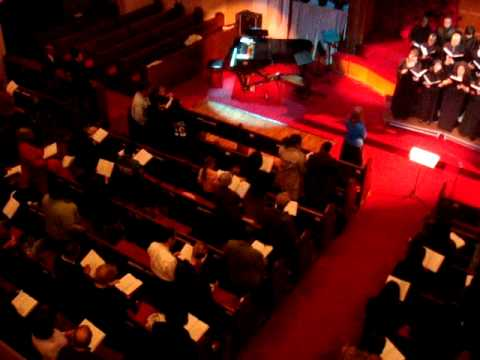 Christmas Concert Calvary Baptist Church NYC.wmv