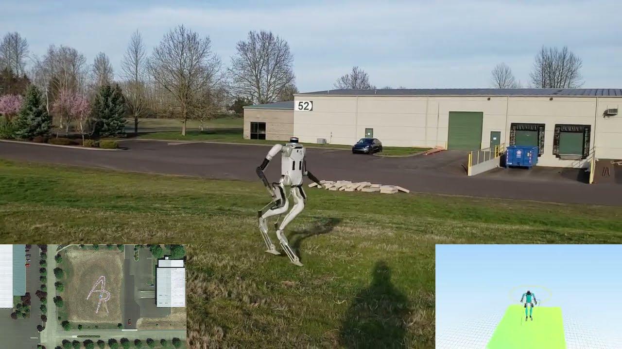 Agility Robotics обновила робота Digit. Теперь он полностью самостоятельный курьер