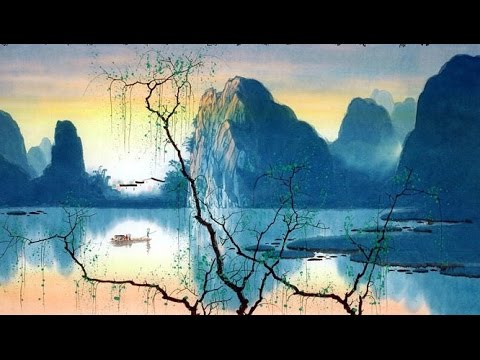 Chinese Bamboo Flute 5 笛子曲 ~ Love Me, Don't Go