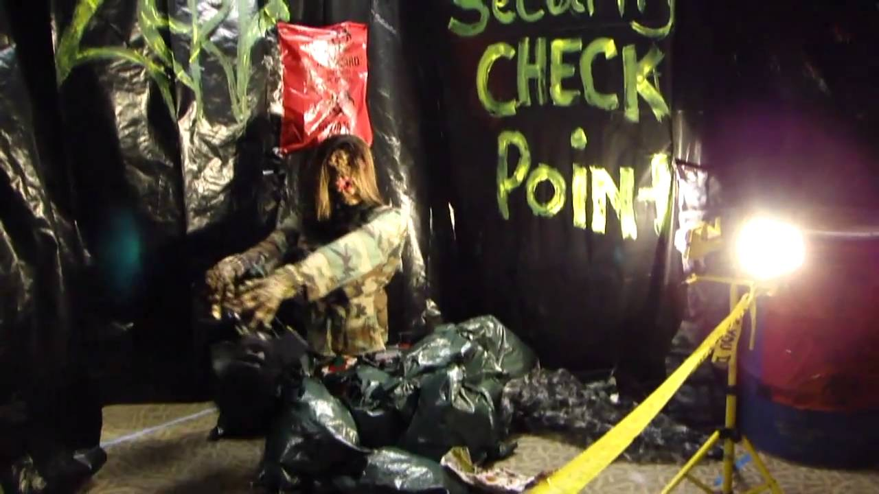 Texas Nightmare Zombie Apocalypse HD 2010 Halloween Haunted House