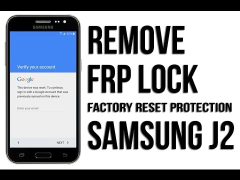 REMOVE, BYPASS, GOOGLE ACCOUNT SAMSUNG J2, J5, S6, S6 EDGE, On5 AND On7  Reactivation