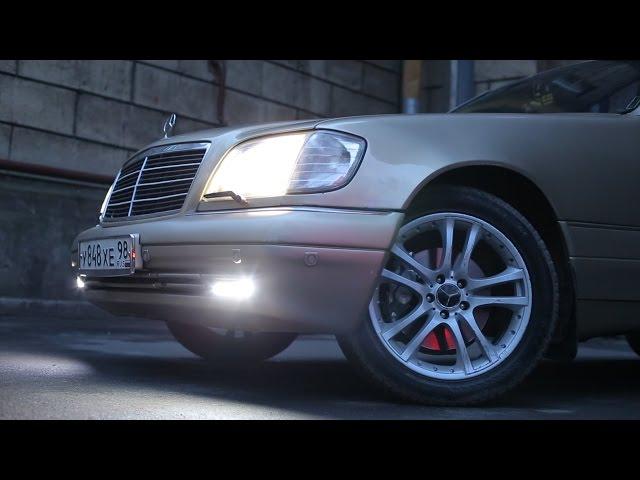 Тест-драйв Mercedes S500 W140