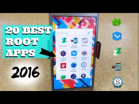 20 Best Android Root Apps