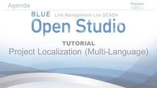Video: BLUE Open Studio Tutorial #28: Project Localization (Multi-Language)