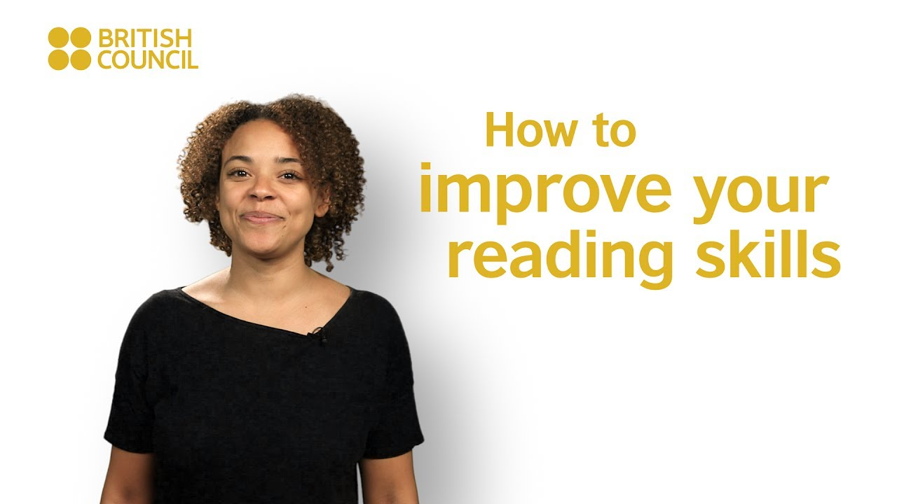 Think, that Improving reading skills in adults
