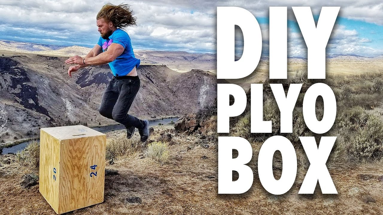 How To Build A Diy Plyo Box And Top 10 Best Plyo Exercises Youtube