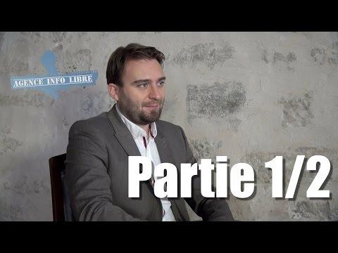 La France Big Brother : Entretien avec Laurent Obertone 1/2