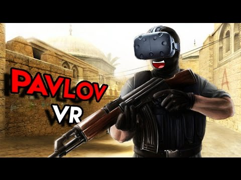 PAVLOV VR :: BACK TO THE OLD DAYS! ( HTC VIVE )