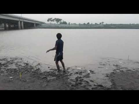Fishing In Pakistan By KhanGroup At River Chenab