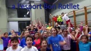 Centre d'Esports IPSI Gimnastica Artistica a l'esport Bon Rotllet