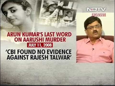 Arun Kumar speaks for the first time after release of #Talvar, still believes parents are innocent.