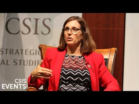 A Conversation with Representative Martha McSally (R-AZ)