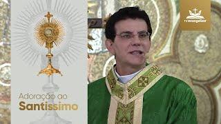 #1 Jesus Eucarístico: Protegei-nos e Libertai-nos dos Inimigos | Pe. Reginaldo Manzotti [CC] Video