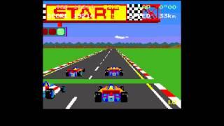 Atari ST Pole Position - work in progress 29 August 2014