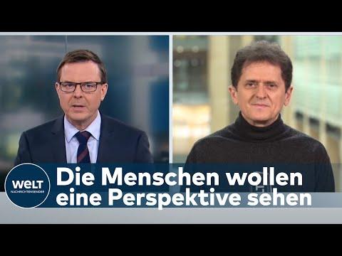 WELT INTERVIEW: Epidemiologe Klaus Stöhr zu Inzidenzwerten und deren Verhältnismäßigkeit