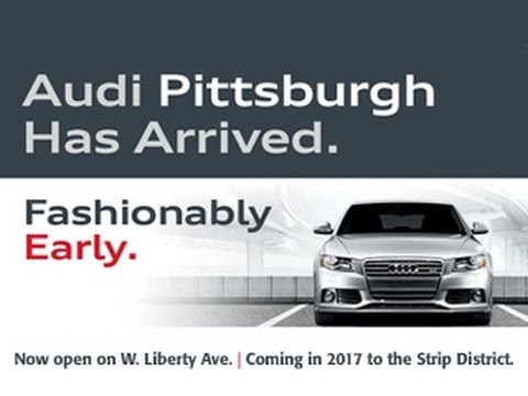 Audi Pittsburgh Cochran YouTube - Audi pittsburgh