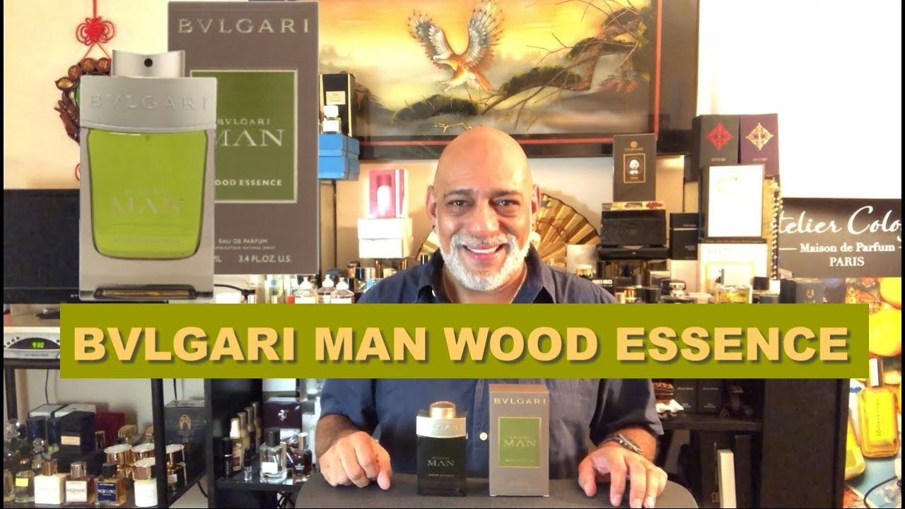 New Bvlgari Man Wood Essence Review Giveaway Closed Youtube