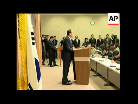 FM says North may miss nuclear programmes deadline