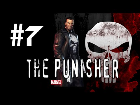The Punisher: The Video Game - Let's Play #7