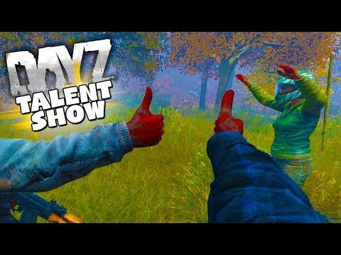 The DayZ Talent Show!  ft. Shaq