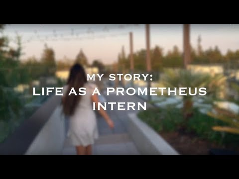 A DAY IN MY LIFE | Prometheus Summer Intern 2017