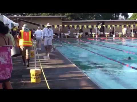 BROOKE MING - 01-18-2015 - Kamehameha Swim Club - 50 METER BUTTERFLY