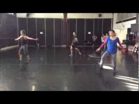 Skinny love Birdy. Lyrical class Sydney Dance Company