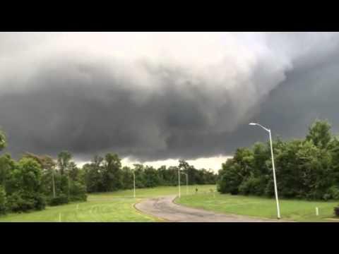 Storm near Lee's Summit, Mo