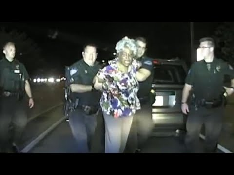 Why Cops Hauled This Grandma From Her Car During Traffic Stop