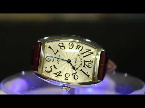 Franck Muller Curvex - швейцарские часы Коллекционер