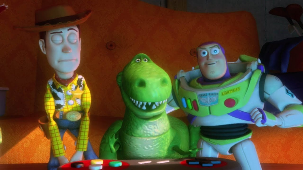 All Toy Story 3 Games : Toy story full game movie all cutscenes youtube