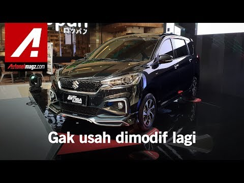 All New Ertiga Suzuki Sport 2019 First Impression Review By AutonetMagz