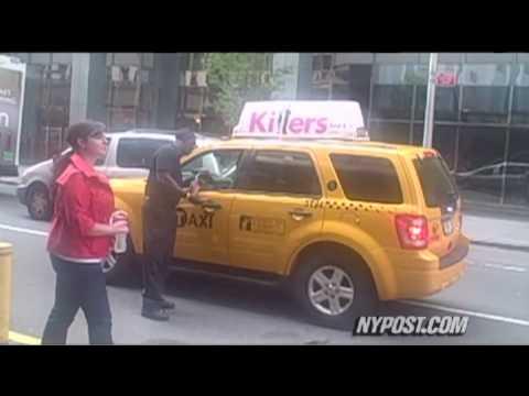Doormen's Taxi Shakedowns - New York Post