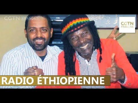 Un animateur éthiopien fait connaître la musique grâce aux ondes hertziennes