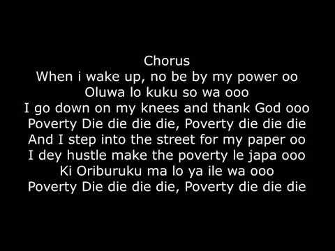 Olamide – Poverty Die Lyrics
