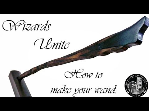 DIY - Wizards Unite - How to Make Your Wand