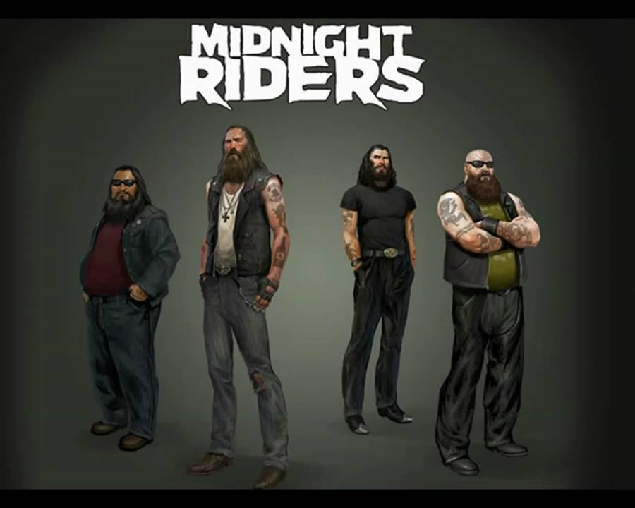 Midnight Riders - Youthman Invasion