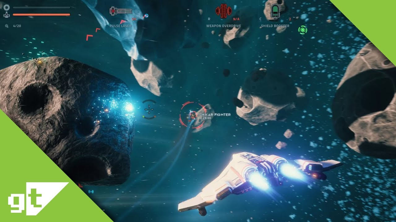 Review: EVERSPACE Will Keep You EVER-Entertained — GameTyrant